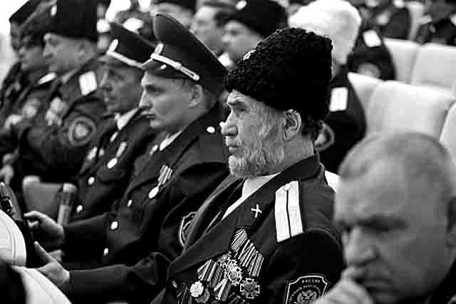 """3-1 """"Оренбургское казачье общество имеет для страны исключительную важность"""" Люди, факты, мнения Оренбургская область"""