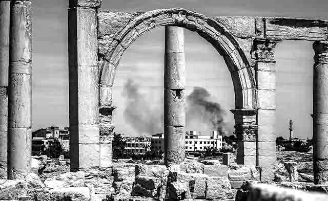 356 Ситуация в Пальмире – ответ США на блестящие результаты, которых добилась Россия в Алеппо Защита Отечества