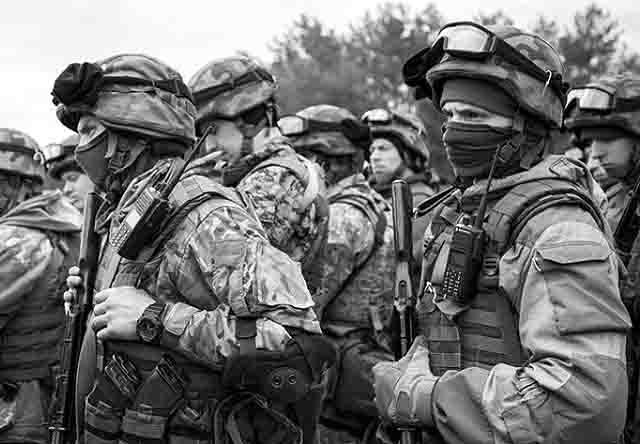 4634698 Росгвардия Оренбургской области сформирована на 96% Защита Отечества Оренбургская область