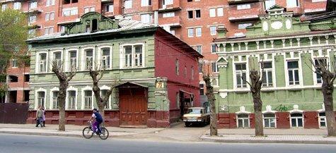 5266361 Ахтямова дома - Уфа от А до Я Уфа от А до Я