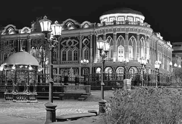 553456 Иностранные туристы выбрали Екатеринбург Люди, факты, мнения Свердловская область