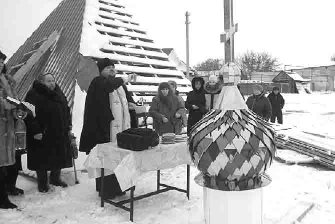 577 Храм в Краснополье Торбеевского района Мордовии Мордовия Православие