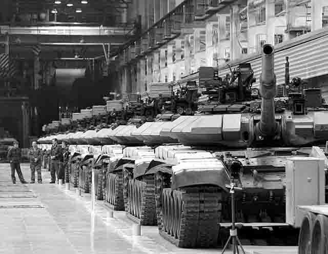 5775 На Урале возникнет крупнейший в мире бронетанковый холдинг Защита Отечества Пермский край Свердловская область Челябинская область