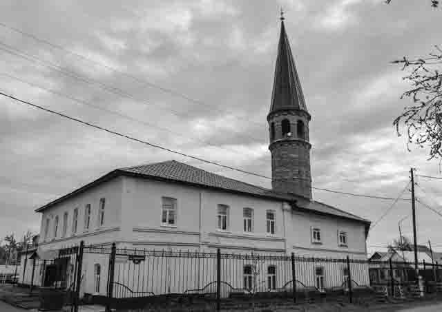 6-ja-sobornaja-mechet-husainija-postroennaja-v-orenburge-v-seredine-1890-h-gg. Ислам в Оренбургской области Антитеррор Ислам Оренбургская область