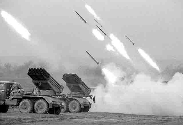 757 Мотострелковая бригада в Самарской области получит системы «Град» Защита Отечества Самарская область