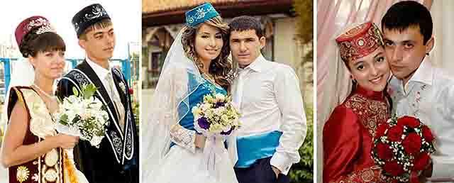 78078-0 Татарская свадьба - свадебные обычаи и обряды Народознание и этнография Татарстан