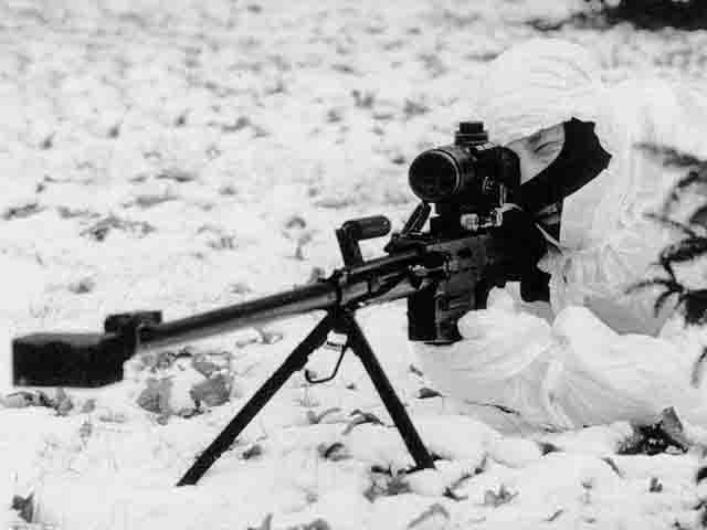 87842 Снайперы Нижегородской области получат новый снайперский комплекс «Корд» Защита Отечества Нижегородская область