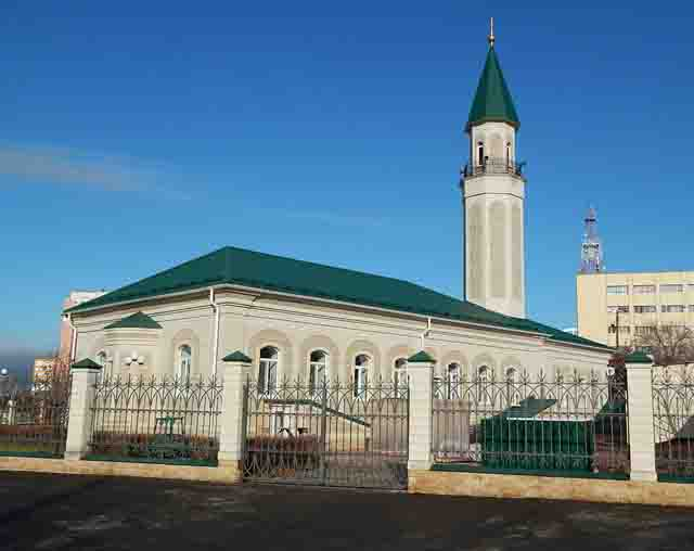 centralnaja-sobornaja-mechet-orenburga Ислам в Оренбургской области Антитеррор Ислам Оренбургская область