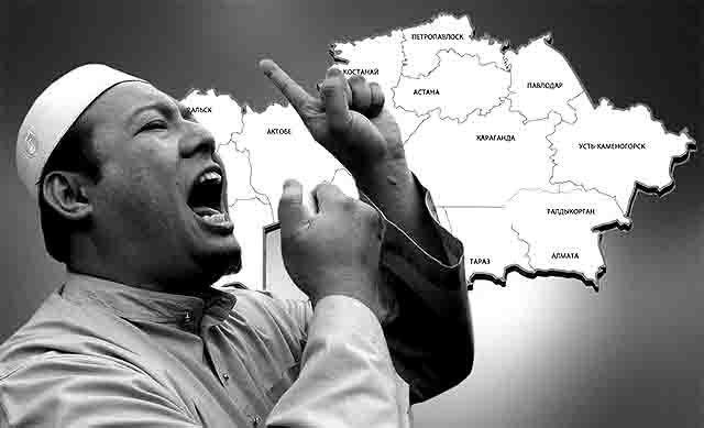 radikal-2 Салафиты Казахстана угрожают Урало-Поволжью Антитеррор Люди, факты, мнения