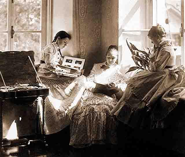 1876 Фотохудожник Андрей Карелин из Нижнего Новгорода Нижегородская область Фигуры и лица