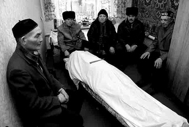 22222222 Как организованы похороны и поминки у башкир? Башкирия Народознание и этнография