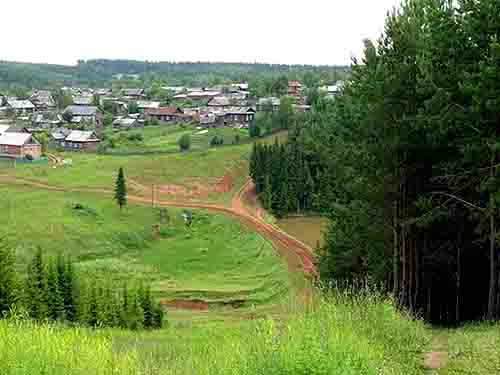 223 Село Шаркан в Удмуртии Города и сёла Удмуртия