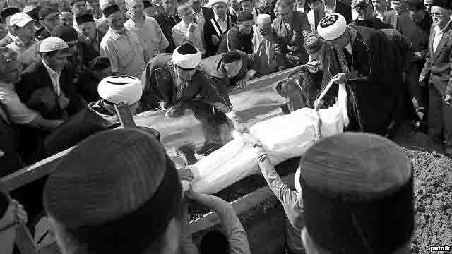 4444444-1 Как организованы похороны и поминки у башкир? Башкирия Народознание и этнография