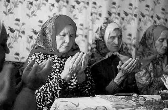 55555 Как организованы похороны и поминки у башкир? Башкирия Народознание и этнография