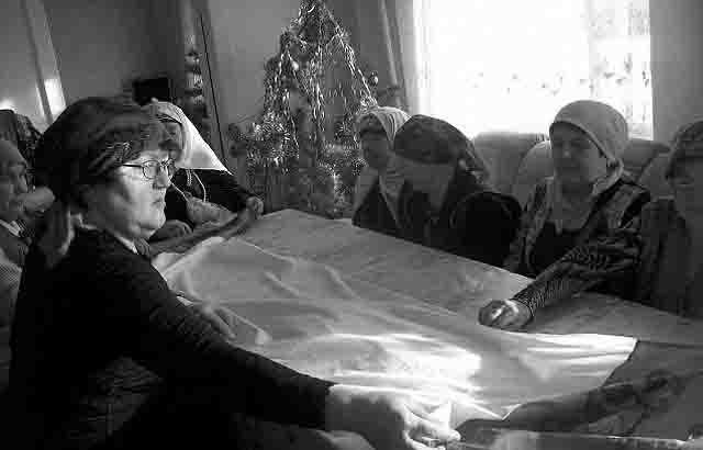 6666 Как организованы похороны и поминки у башкир? Башкирия Народознание и этнография