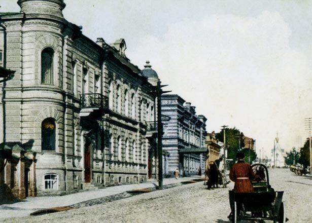 8754753 Краеведческий музей - Уфа от А до Я Башкирия Уфа от А до Я
