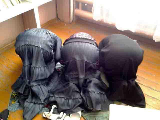 966 Кому в Татарстане выгоден скандал с хиджабами? Люди, факты, мнения Мордовия Татарстан