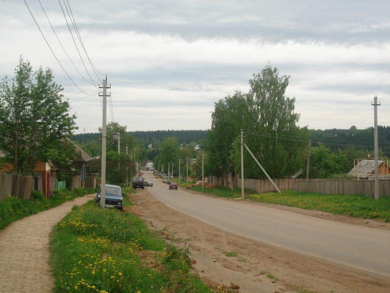 9797809 Село Шаркан в Удмуртии Города и сёла Удмуртия