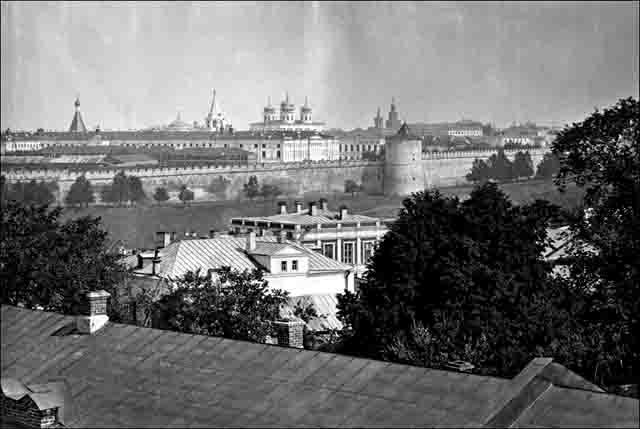 99-1 В Нижнем Новгороде восстановят разрушенные храмы городского кремля Нижегородская область Православие