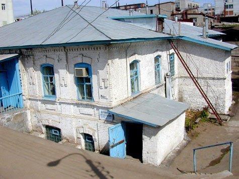 Bania_Vahm Бани городские - Уфа от А до Я Уфа от А до Я
