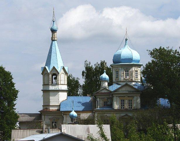 Krestovozdv-cer Нижегородка - Уфа от А до Я История и краеведение Уфа от А до Я