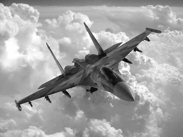 Su-35 Чем Су-35 превосходит F-22 Raptor? Защита Отечества