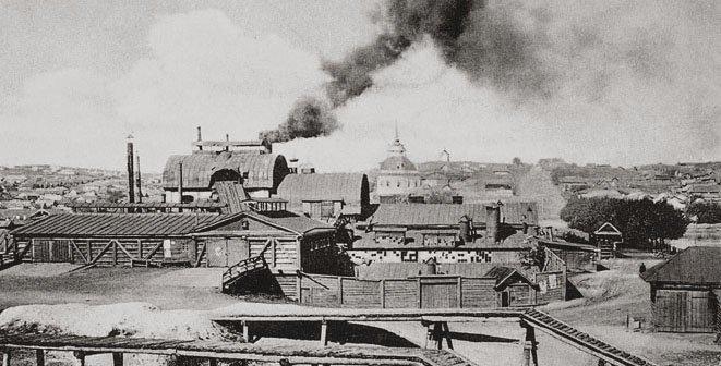 UfaleY_1907_fr ГОРОДСКИЕ СИЛУЭТЫ Блог писателя Сергея Синенко