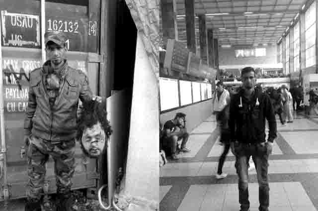 terorista-migrant Террористы под видом беженцев Антитеррор Люди, факты, мнения