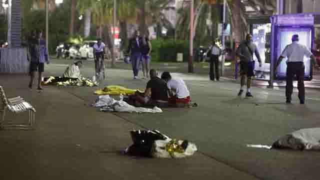 Теракты 2016 года, список и краткое описание Антитеррор