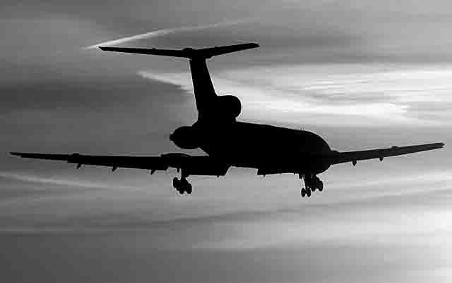 003 Гибель Ту-154 в Сочи - необычный теракт? Антитеррор Люди, факты, мнения