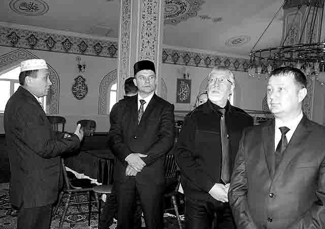 01 Традиционный ислам и профилактика терроризма в Чувашии Антитеррор Люди, факты, мнения