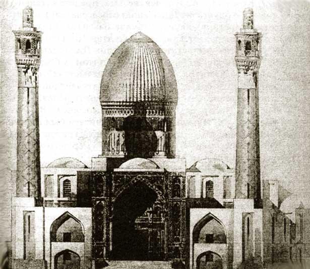 02-95 Мечеть в Санкт-Петербурге Ислам История и краеведение