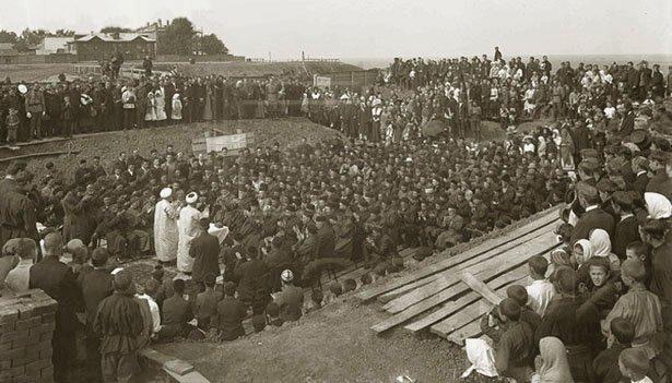03-321_1902 Мечеть в Санкт-Петербурге Ислам История и краеведение