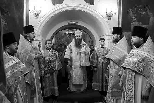 0976 Сретенский храм в Балахне Нижегородской области Нижегородская область Православие