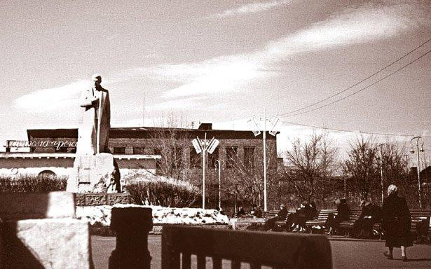 3-2039 Памятники городские - Уфа от А до Я История и краеведение Уфа от А до Я