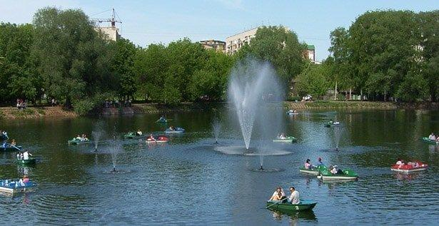4666757 Солдатское озеро - Уфа от А до Я История и краеведение Уфа от А до Я