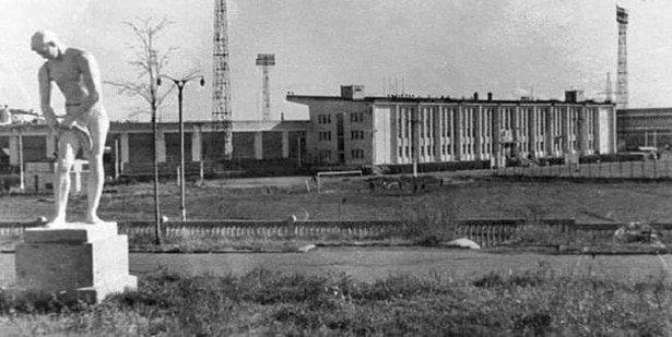5552515 Стадион «Труд» - Уфа от А до Я История и краеведение Уфа от А до Я