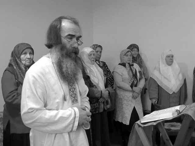 63467 Старообрядческий священник из Стерлитамака вынужден был построить церковь на садовом участке Башкирия Люди, факты, мнения
