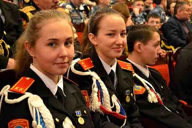 6677 Международный слет кадетов в Перми Защита Отечества Пермский край