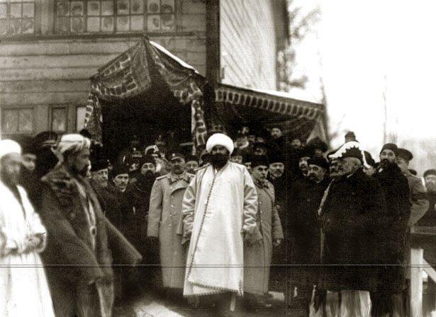 7129 Мечеть в Санкт-Петербурге Ислам История и краеведение