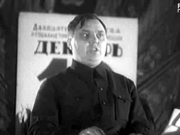 88888 Георгий Маленков в оренбургском Губернаторском музее Оренбургская область Фигуры и лица
