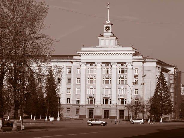 B-Bash-Nef Советская площадь - Уфа от А до Я История и краеведение Уфа от А до Я