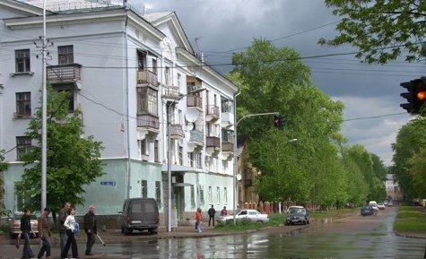 Kalinin-st2 Калинина улица - Уфа от А до Я Уфа от А до Я