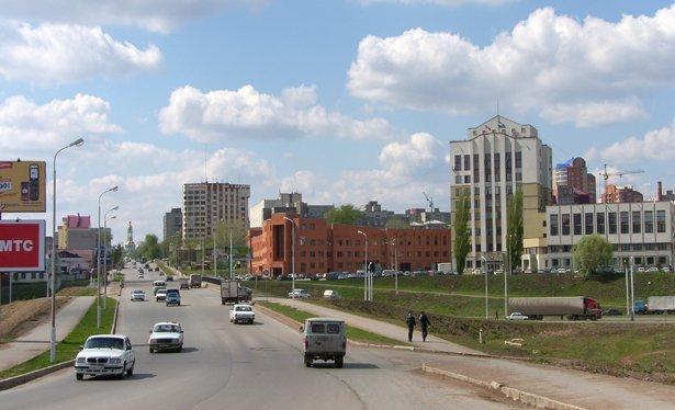 Kirova-st Кирова улица (Приютская) - Уфа от А до Я Уфа от А до Я