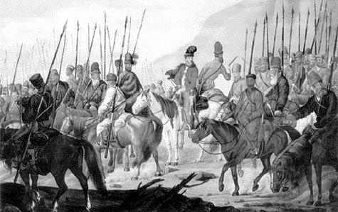 Krest-voss Крестьянская война 1773–1775 гг. т осада Уфы - Уфа от А до Я Уфа от А до Я