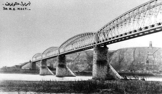Mosty-JD22 Мосты городские - Уфа от А до Я История и краеведение Уфа от А до Я