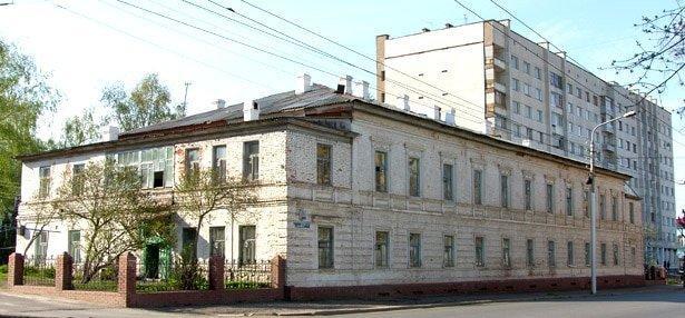 SH100298-1 Соборный дом - Уфа от А до Я История и краеведение Уфа от А до Я