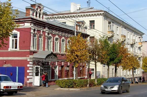 SH104240 Карла Маркса улица (Александровская) - Уфа от А до Я История и краеведение Уфа от А до Я