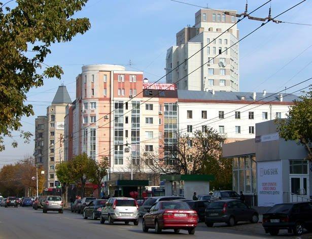 SH104247 Карла Маркса улица (Александровская) - Уфа от А до Я История и краеведение Уфа от А до Я