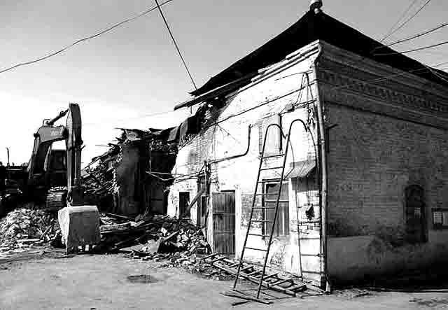 chelyabinsk В Челябинске за снос исторических зданий никак не наказывают История и краеведение Свой дом Челябинская область